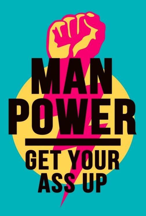 Man Power Symbol