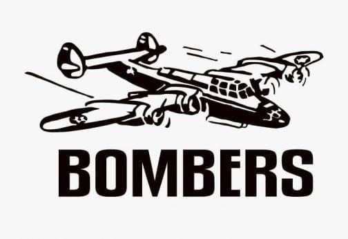Military Air Plane Bomber