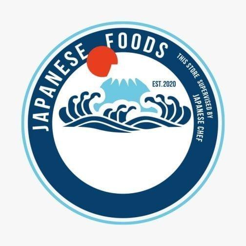 Japanese food emblem