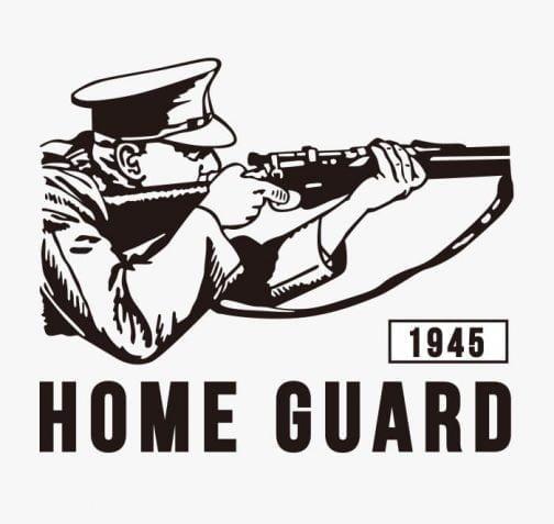 Home Guard / Retro Military Logo