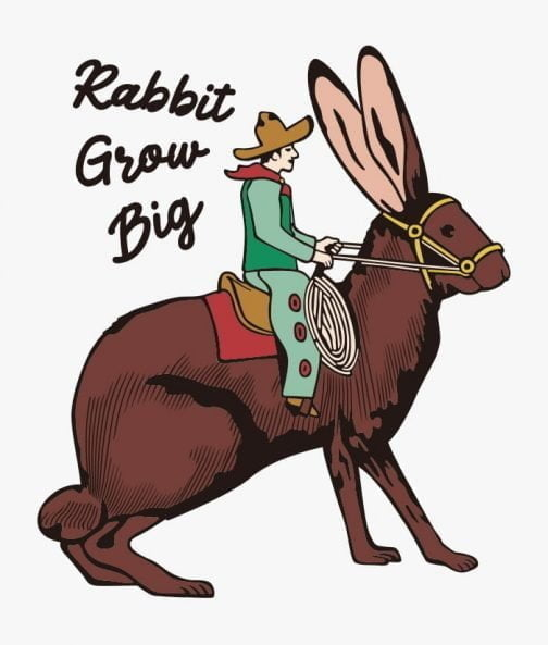 Rabbit Grow Big