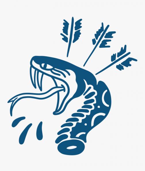 Snake in the Arrow - Logo
